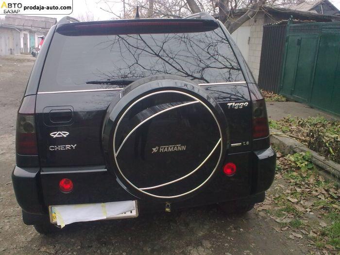 автобазар украины - Продажа 2011 г.в.  Chery Tiggo