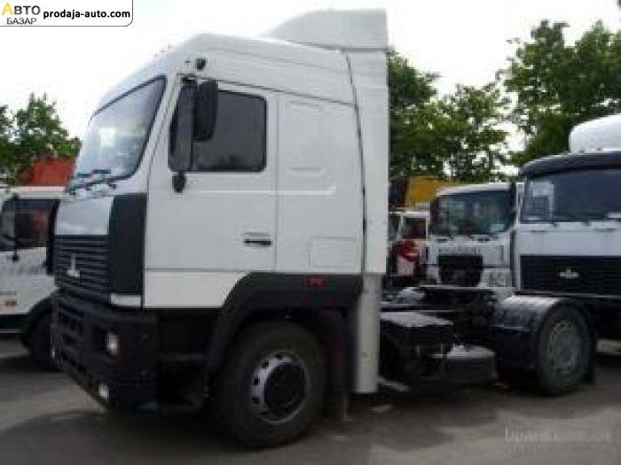 автобазар украины - Продажа 2012 г.в.  МАЗ 5440 А5-370-031