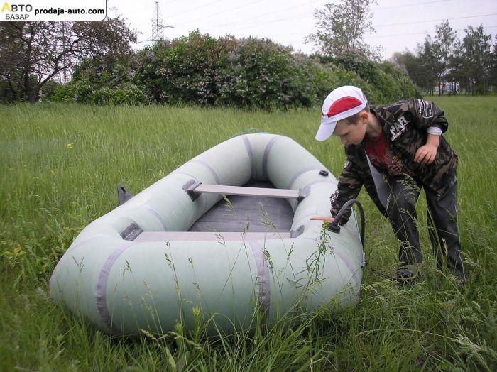лодка резиновая давление в баллонах