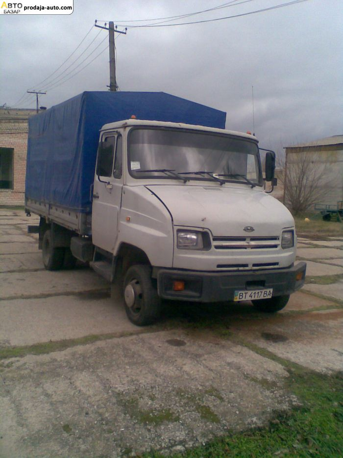 автобазар украины - Продажа 1999 г.в.  ЗИЛ Бычок 5301