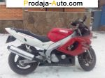 Yamaha YZF Thandercat 600