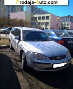 2003 Ford Mondeo 3  автобазар