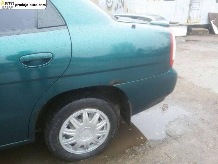 автобазар украины - Продажа 1999 г.в.  Daewoo Nubira SX