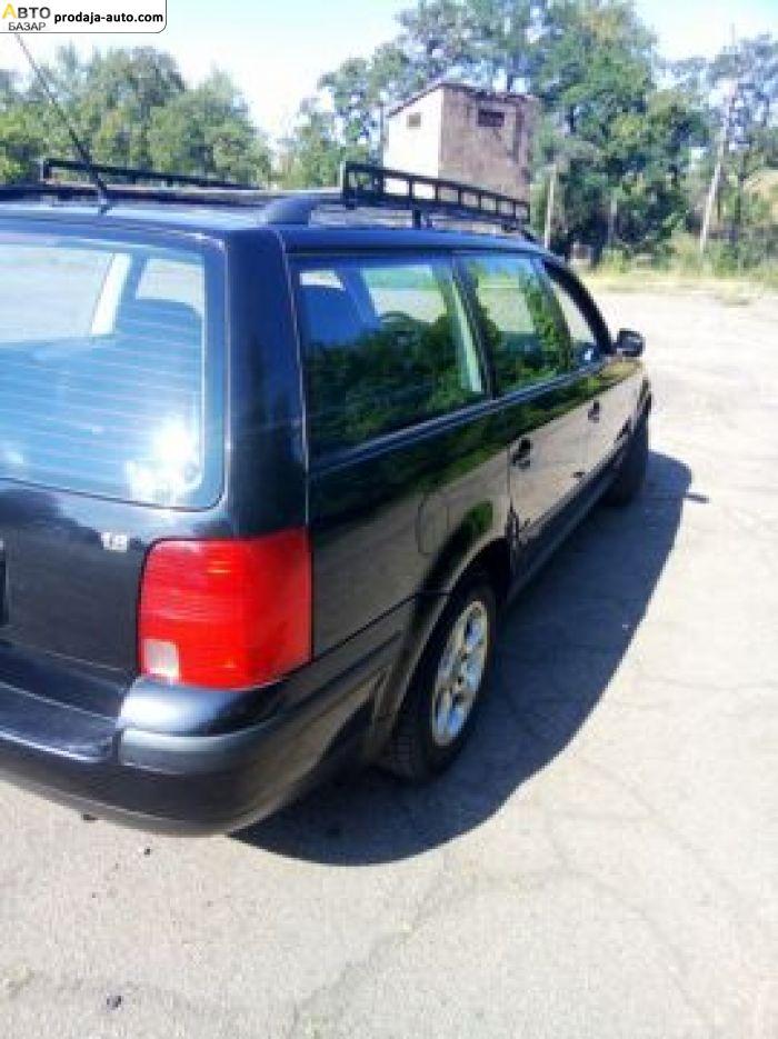 автобазар украины - Продажа 2000 г.в.  Volkswagen Passat