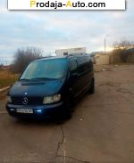 2001 Mercedes Vito   автобазар