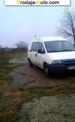 2002 Citroen Jumpy   автобазар