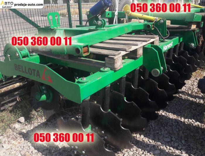 автобазар украины - Продажа 2017 г.в.  Трактор ЮМЗ Harvest (Харвест) 320 БОРОНА п