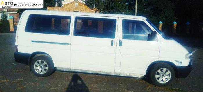 автобазар украины - Продажа 1998 г.в.  Volkswagen Transporter