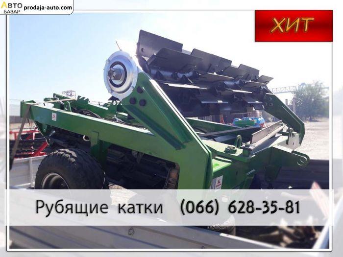автобазар украины - Продажа 2019 г.в.  Трактор МТЗ Катковый измельчитель для боль