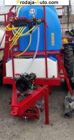Трактор МТЗ Прицепные опрыскиватели  с объ