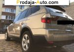 2007 BMW X3 2.5si AT (218 л.с.)  автобазар