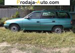 1994 Opel Astra 1.8 MT (90 л.с.)  автобазар