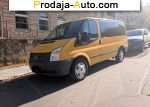2012 Ford Transit 2.2 TDCi МТ L2H2 (125 л.с.)  автобазар