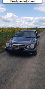 автобазар украины - Продажа 1998 г.в.  Mercedes E 240 5G-Tronic (170 л.с.)