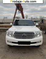 автобазар украины - Продажа 2011 г.в.  Toyota Land Cruiser 4.5 TD 4WD AT (286 л.с.)