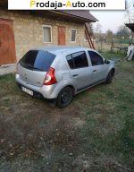 автобазар украины - Продажа 2010 г.в.  Renault Sandero 1.4 MT (75 л.с.)