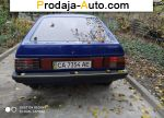 1982 Opel Ascona 1.6 D МТ (54 л.с.)  автобазар