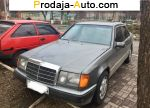 1985 Mercedes E E 300 D 4MATIC MT (109 л.с.)  автобазар