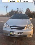 2006 Chevrolet Lacetti 1.8 MT (122 л.с.)  автобазар