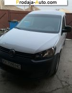 2014 Volkswagen Caddy 1.6 TDI MT L1 (75 л.с.)  автобазар