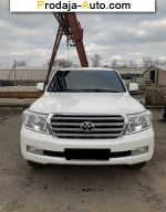 2011 Toyota Land Cruiser 4.5 TD 4WD AT (286 л.с.)  автобазар