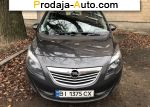 автобазар украины - Продажа 2010 г.в.  Opel Meriva 1.7 CDTi MT (130 л.с.)