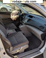 автобазар украины - Продажа 2014 г.в.  Honda CR-V 2.4 AT 4WD (190 л.с.)