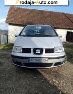2002 Seat Alhambra   автобазар