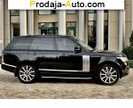2013 Land Rover Range Rover 5.0 V8 Supercharged AT AWD LWB (510 л.с.)  автобазар