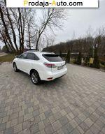 автобазар украины - Продажа 2013 г.в.  Lexus RX 350 AT AWD (277 л.с.)