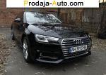 автобазар украины - Продажа 2016 г.в.  Audi A4 2.0 TFSI S tronic quattro (249 л.с.)
