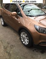 2017 Opel  1.4 Turbo AT (140 л.с.)  автобазар