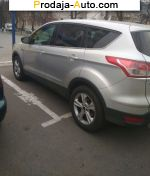 2014 Ford Escape 2.5 AT (168 л.с.)  автобазар