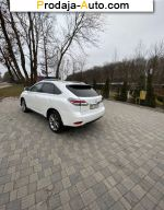 2013 Lexus RX 350 AT AWD (277 л.с.)  автобазар