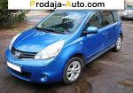 автобазар украины - Продажа 2011 г.в.  Nissan Note 1.6 AT (110 л.с.)