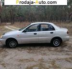 автобазар украины - Продажа 2008 г.в.  Daewoo Lanos 1.5 MT (88 л.с.)