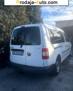автобазар украины - Продажа 2008 г.в.  Volkswagen Caddy 1.9 TDI AT (75 л.с.)