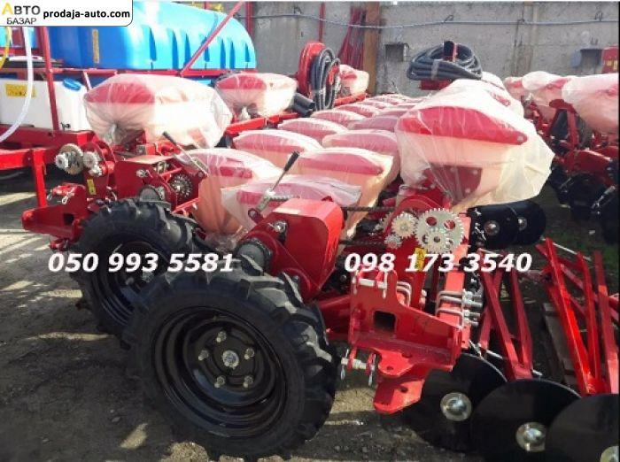 автобазар украины - Продажа 2020 г.в.  Трактор МТЗ УПС-8 универсальная сеялка, дв