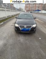 автобазар украины - Продажа 2007 г.в.  Volkswagen Passat 2.0 FSI AT (150 л.с.)