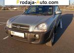 автобазар украины - Продажа 2007 г.в.  Hyundai Tucson 2.0 AT 4WD (142 л.с.)
