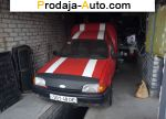 1992 Ford Fiesta   автобазар
