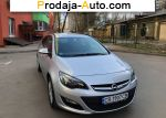 2015 Opel Astra   автобазар