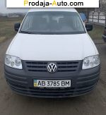 2004 Volkswagen Caddy 2.0 SDI MT (68 л.с.)  автобазар
