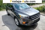2017 Ford Escape 2.5 AT (170 л.с.)  автобазар