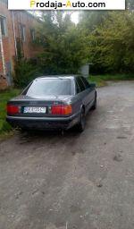 автобазар украины - Продажа 1994 г.в.  Audi 100 2.8 quattro МТ (174 л.с.)