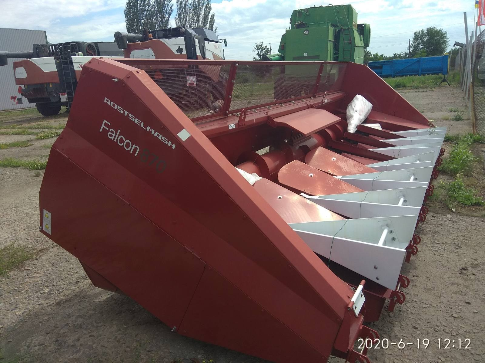 автобазар украины - Продажа 2020 г.в.  Трактор МТЗ Пропонуємо новий каток КРП-6(к