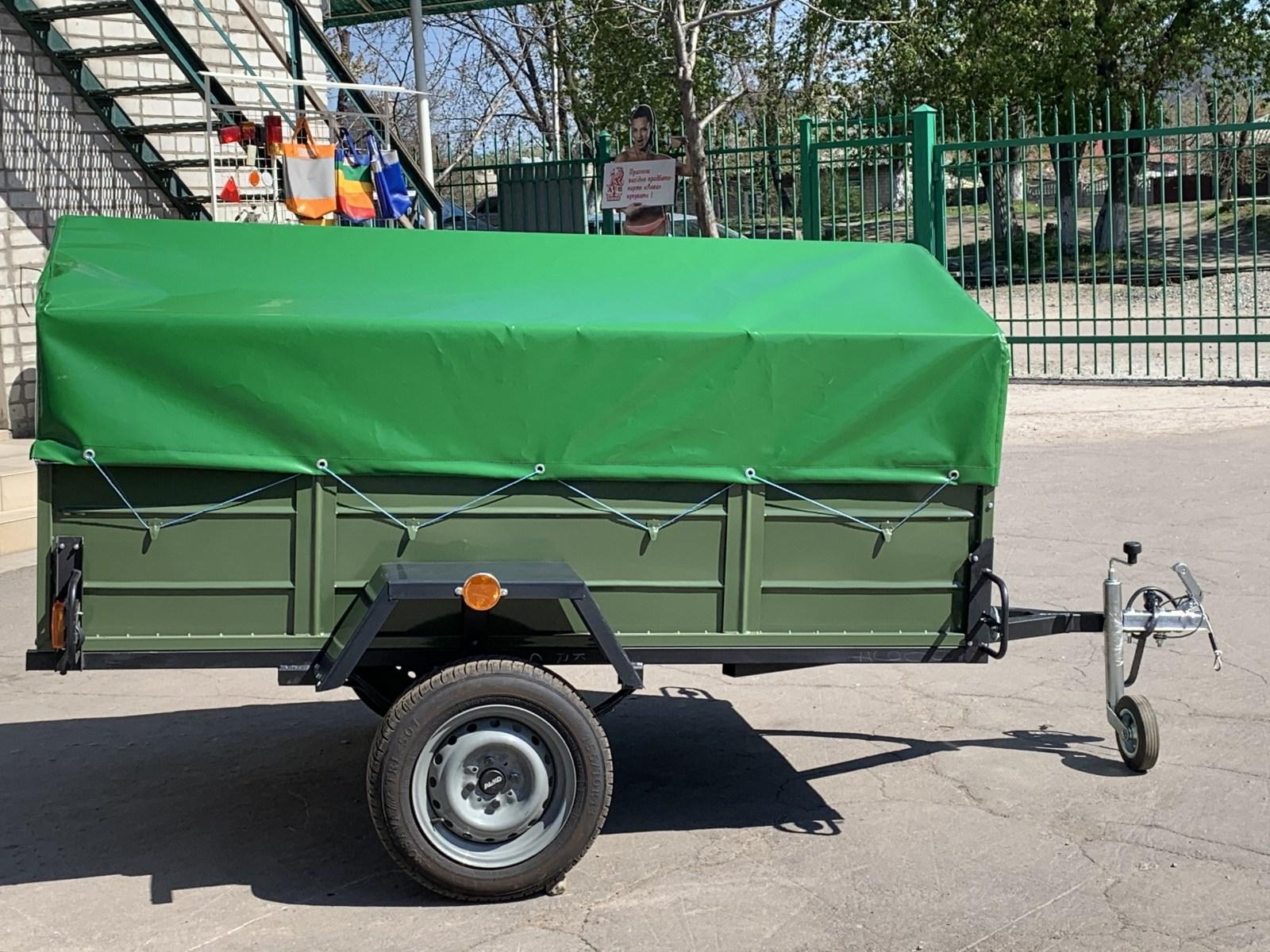 автобазар украины - Продажа 2020 г.в.  Кремень Лев Спешите купить прицеп по прошл