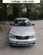2007 Chevrolet Lacetti 1.6 MT (109 л.с.)  автобазар