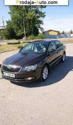 2014 Skoda Superb 1.8 TSI MT (160 л.с.)  автобазар