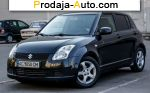 2007 Suzuki Swift 1.3 MT (92 л.с.)  автобазар